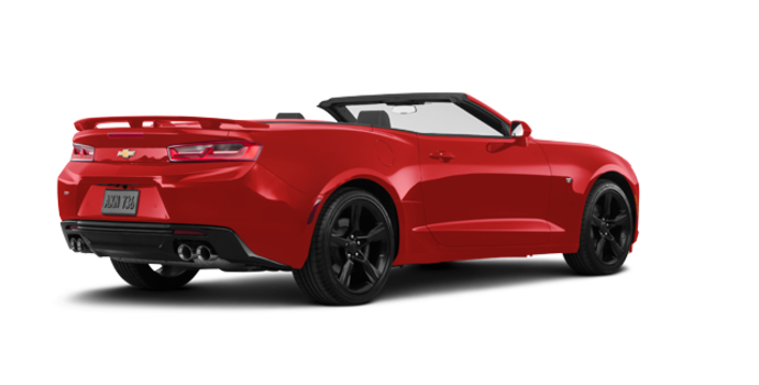 2018 Chevrolet Camaro convertible 2SS | Photo 5 | Red Hot
