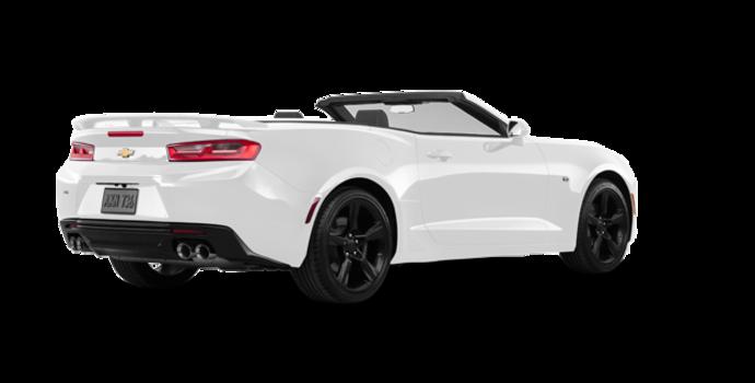 2018 Chevrolet Camaro convertible 2SS | Photo 5 | Summit White