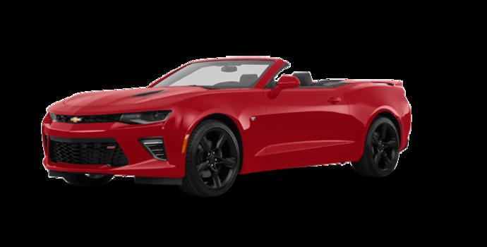 2018 Chevrolet Camaro convertible 2SS | Photo 6 | Garnet Red Tintcoat