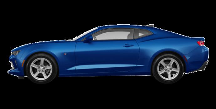 2018 Chevrolet Camaro coupe 1LS | Photo 4 | Hyper Blue Metallic