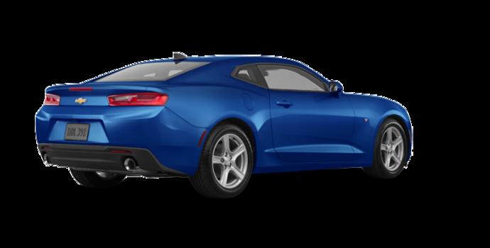 2018 Chevrolet Camaro coupe 1LS | Photo 5 | Hyper Blue Metallic