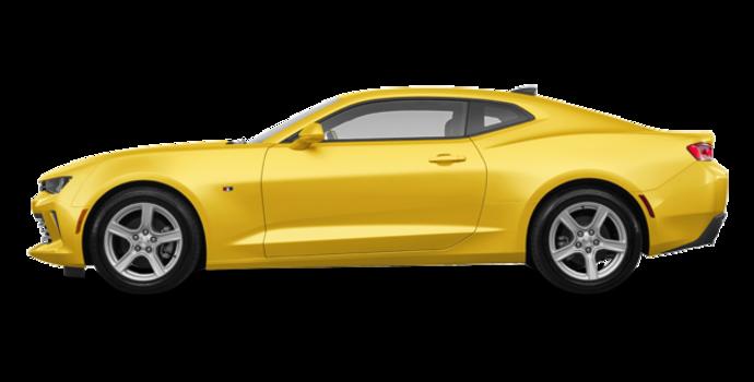 2018 Chevrolet Camaro coupe 1LT | Photo 4 | Bright Yellow