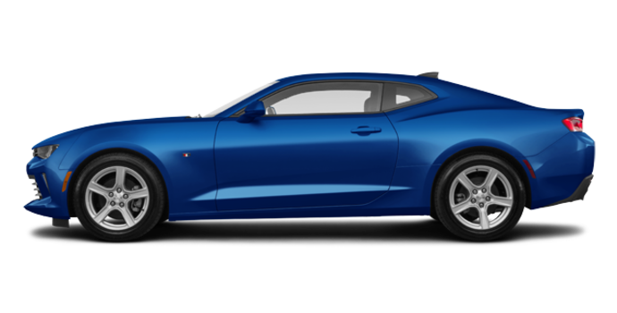 2018 Chevrolet Camaro coupe 1LT | Photo 4 | Hyper Blue Metallic