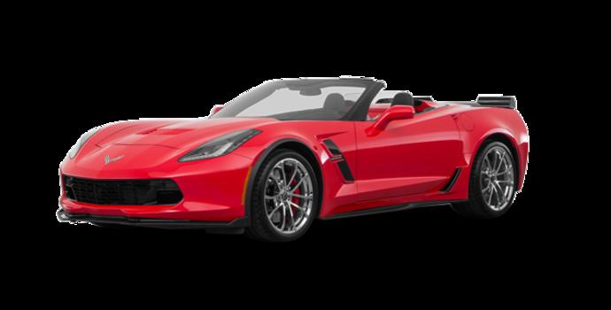 2018 Chevrolet Corvette Convertible Grand Sport 1LT | Photo 6 | Torch Red