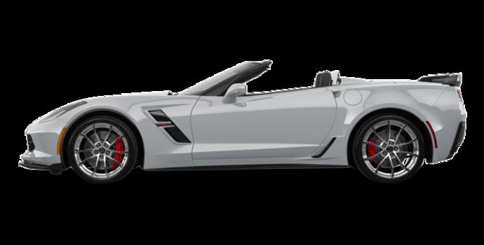 2018 Chevrolet Corvette Convertible Grand Sport 2LT | Photo 4 | Blade Silver Metallic