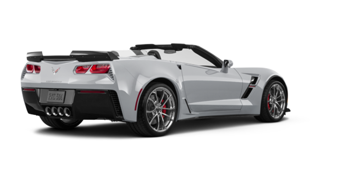 2018 Chevrolet Corvette Convertible Grand Sport 2LT | Photo 5 | Blade Silver Metallic