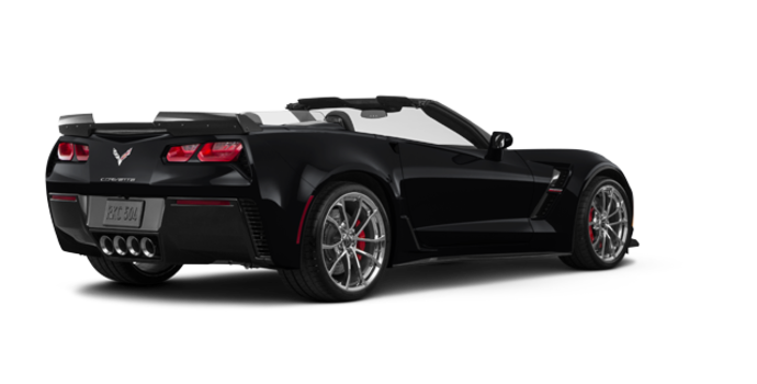 2018 Chevrolet Corvette Convertible Grand Sport 2LT | Photo 5 | Black