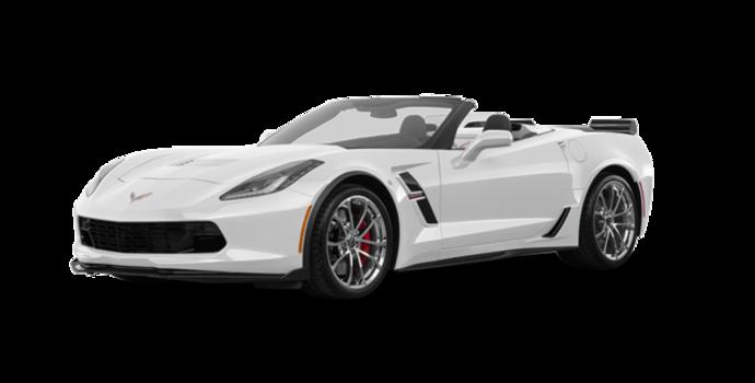 2018 Chevrolet Corvette Convertible Grand Sport 2LT | Photo 6 | Arctic White
