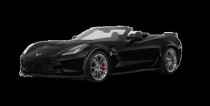 2018 Chevrolet Corvette Convertible Grand Sport 3LT   Photo 6   Black