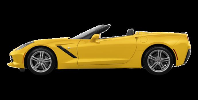 2018 Chevrolet Corvette Convertible Stingray 1LT | Photo 4 | Corvette Racing Yellow Tintcoat