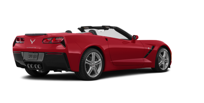 2018 Chevrolet Corvette Convertible Stingray 1LT | Photo 5 | Long Beach Red Metallic Tintcoat