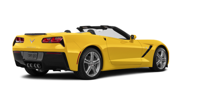 2018 Chevrolet Corvette Convertible Stingray 1LT | Photo 5 | Corvette Racing Yellow Tintcoat