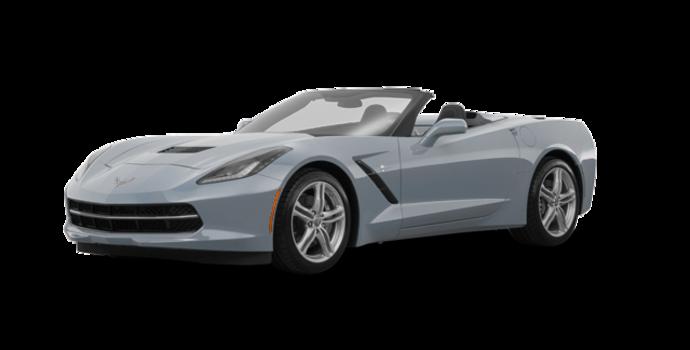 2018 Chevrolet Corvette Convertible Stingray 1LT | Photo 6 | Ceramic Matrix Grey Metallic
