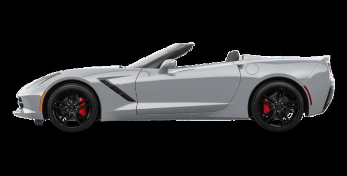 2018 Chevrolet Corvette Convertible Stingray 2LT | Photo 4 | Blade Silver Metallic