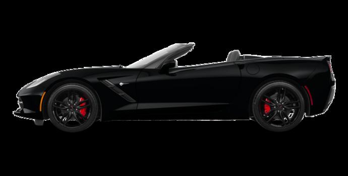 2018 Chevrolet Corvette Convertible Stingray 2LT | Photo 4 | Black