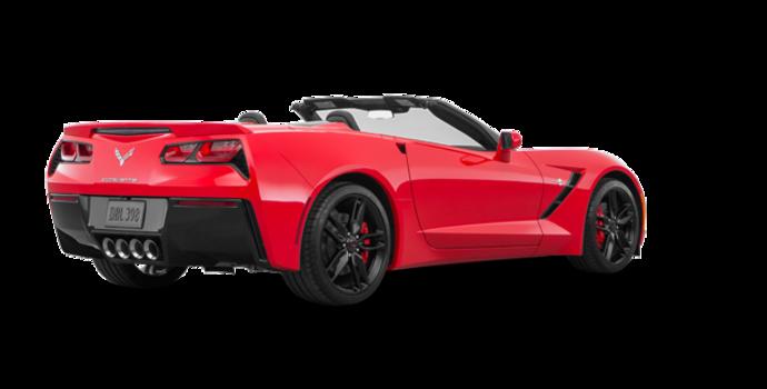 2018 Chevrolet Corvette Convertible Stingray 2LT | Photo 5 | Torch Red