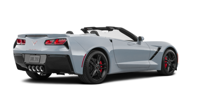 2018 Chevrolet Corvette Convertible Stingray 2LT | Photo 5 | Ceramic Matrix Grey Metallic