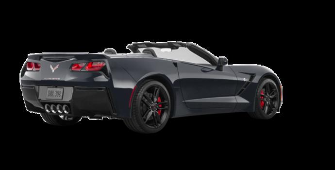 2018 Chevrolet Corvette Convertible Stingray 2LT | Photo 5 | Watkins Glen Grey Metallic