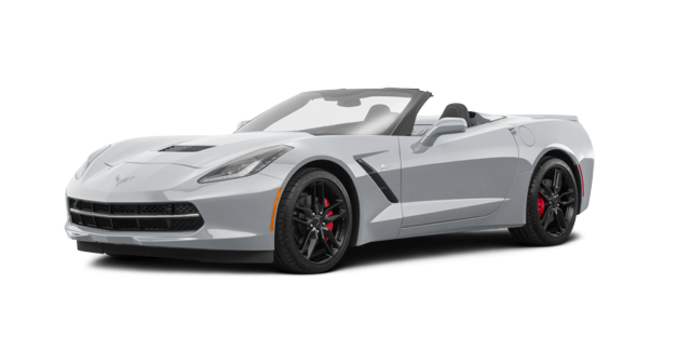 2018 Chevrolet Corvette Convertible Stingray 2LT | Photo 6 | Blade Silver Metallic