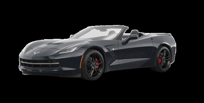 2018 Chevrolet Corvette Convertible Stingray 2LT | Photo 6 | Watkins Glen Grey Metallic