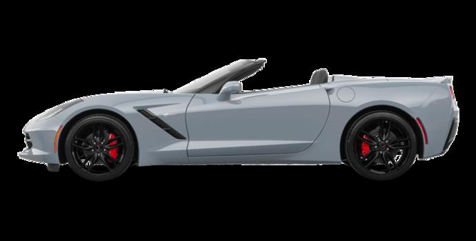 2018 Chevrolet Corvette Convertible Stingray Z51 1LT | Photo 4 | Ceramic Matrix Grey Metallic