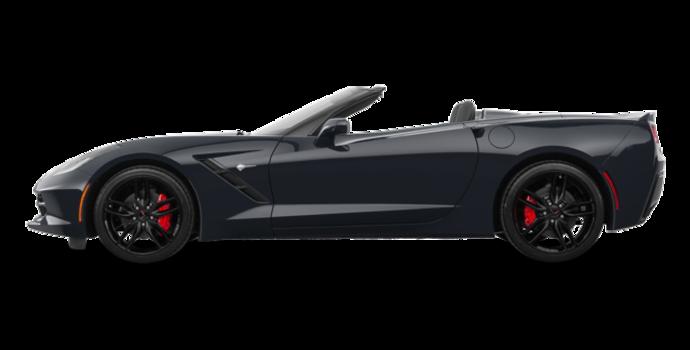 2018 Chevrolet Corvette Convertible Stingray Z51 1LT | Photo 4 | Watkins Glen Grey Metallic