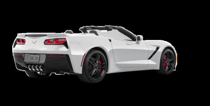 2018 Chevrolet Corvette Convertible Stingray Z51 1LT | Photo 5 | Arctic White