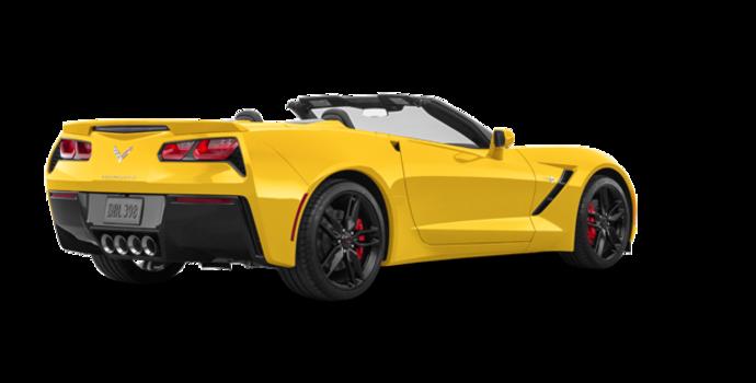 2018 Chevrolet Corvette Convertible Stingray Z51 1LT | Photo 5 | Corvette Racing Yellow Tintcoat