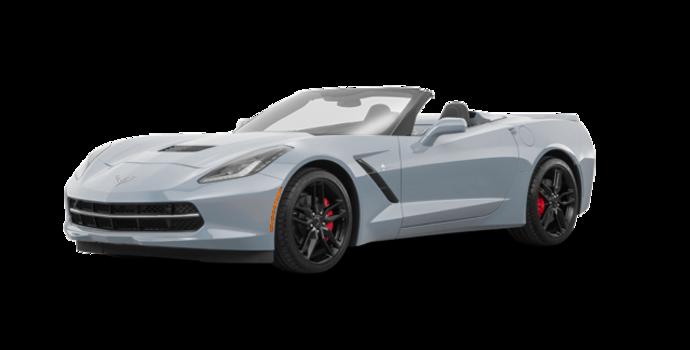 2018 Chevrolet Corvette Convertible Stingray Z51 1LT | Photo 6 | Ceramic Matrix Grey Metallic