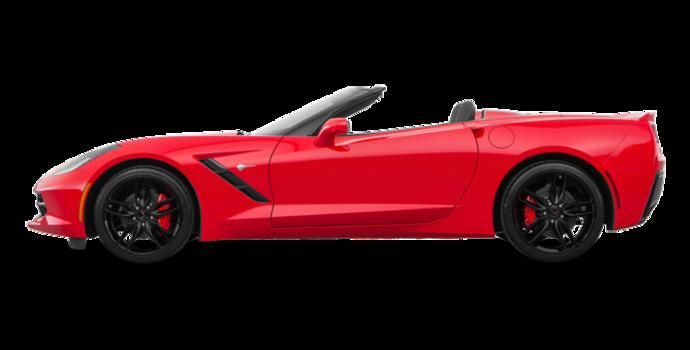 2018 Chevrolet Corvette Convertible Stingray Z51 3LT | Photo 4 | Torch Red