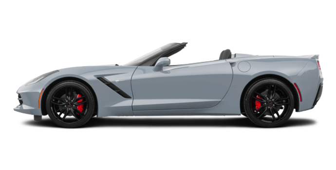 2018 Chevrolet Corvette Convertible Stingray Z51 3LT | Photo 4 | Ceramic Matrix Grey Metallic