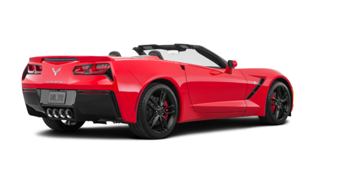 2018 Chevrolet Corvette Convertible Stingray Z51 3LT | Photo 5 | Torch Red