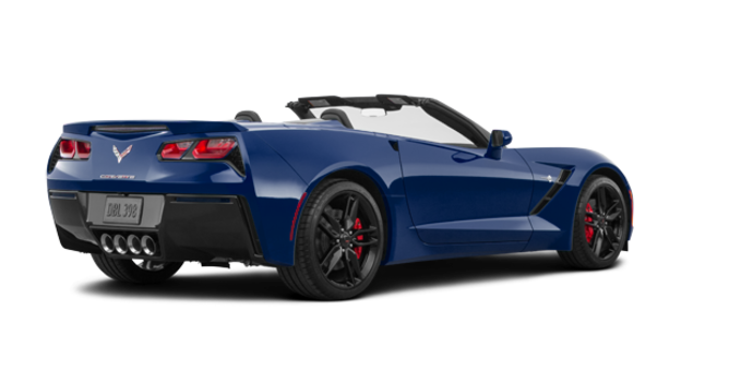 2018 Chevrolet Corvette Convertible Stingray Z51 3LT | Photo 5 | Admiral Blue Metallic