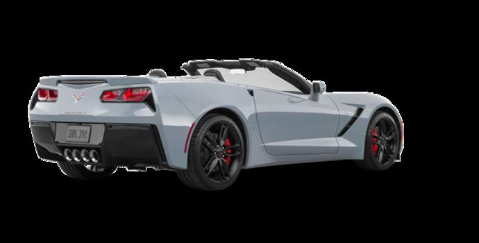 2018 Chevrolet Corvette Convertible Stingray Z51 3LT | Photo 5 | Ceramic Matrix Grey Metallic