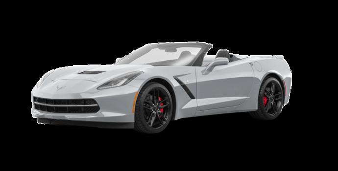 2018 Chevrolet Corvette Convertible Stingray Z51 3LT | Photo 6 | Blade Silver Metallic