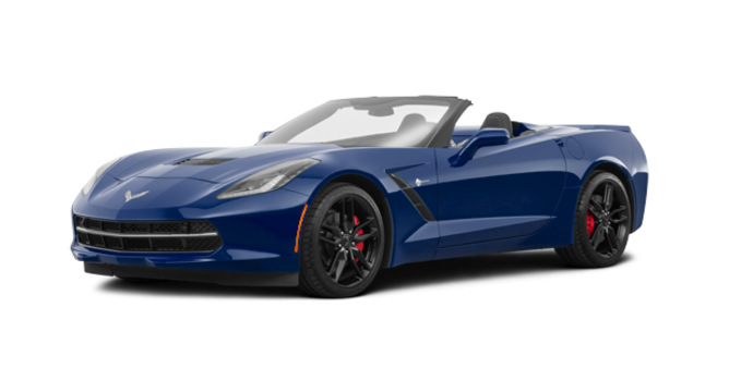 2018 Chevrolet Corvette Convertible Stingray Z51 3LT | Photo 6 | Admiral Blue Metallic