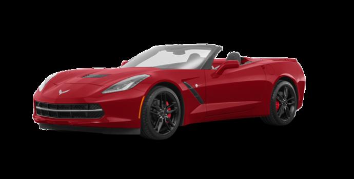 2018 Chevrolet Corvette Convertible Stingray Z51 3LT | Photo 6 | Long Beach Red Metallic Tintcoat