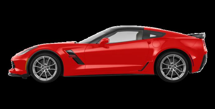 2018 Chevrolet Corvette Coupe Grand Sport 3LT | Photo 4 | Torch Red