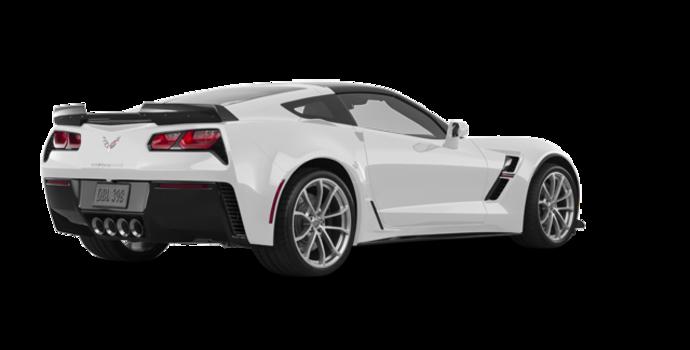 2018 Chevrolet Corvette Coupe Grand Sport 3LT | Photo 5 | Arctic White