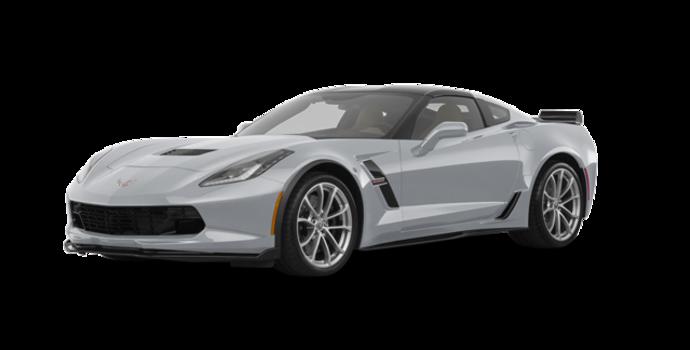 2018 Chevrolet Corvette Coupe Grand Sport 3LT | Photo 6 | Blade Silver Metallic