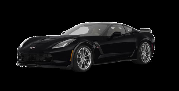 2018 Chevrolet Corvette Coupe Grand Sport 3LT | Photo 6 | Black
