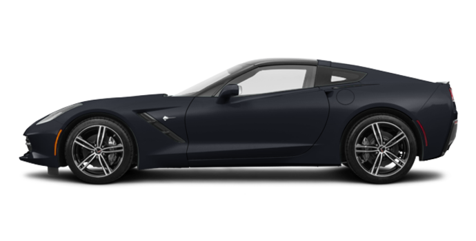 2018 Chevrolet Corvette Coupe Stingray 3LT | Photo 4 | Watkins Glen Grey Metallic