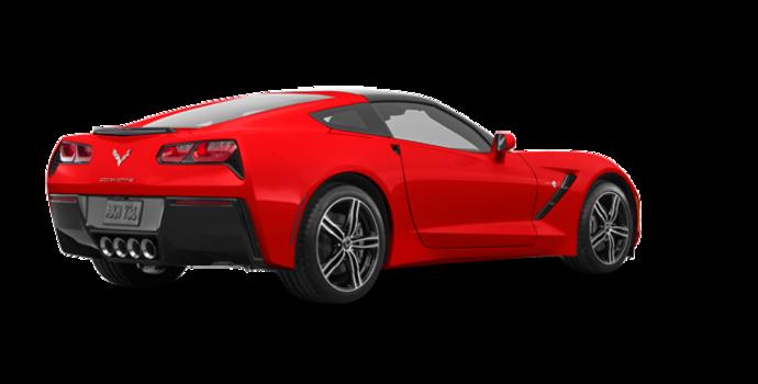 2018 Chevrolet Corvette Coupe Stingray 3LT | Photo 5 | Torch Red