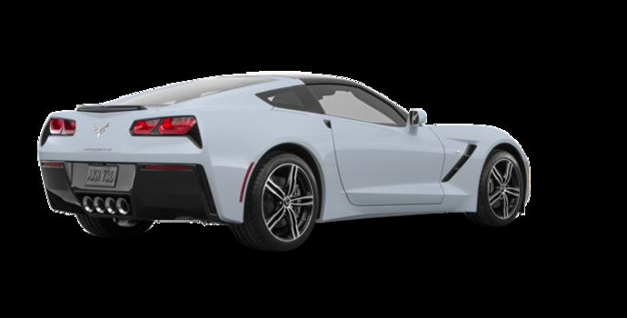 2018 Chevrolet Corvette Coupe Stingray 3LT | Photo 5 | Ceramic Matrix Grey Metallic