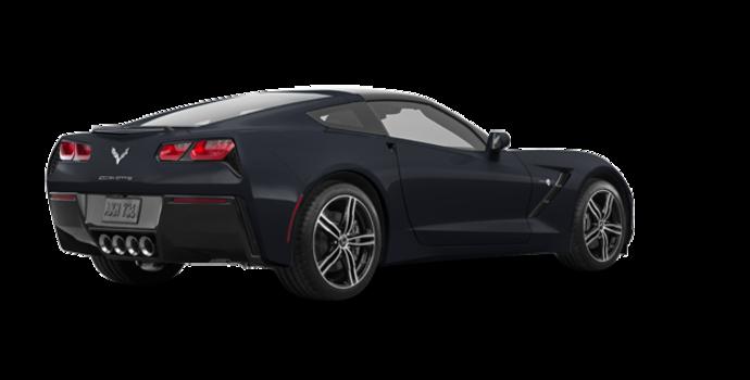 2018 Chevrolet Corvette Coupe Stingray 3LT | Photo 5 | Watkins Glen Grey Metallic