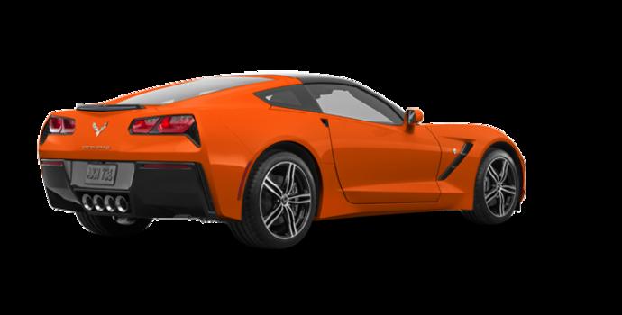2018 Chevrolet Corvette Coupe Stingray 3LT | Photo 5 | Sebring Orange Tintcoat