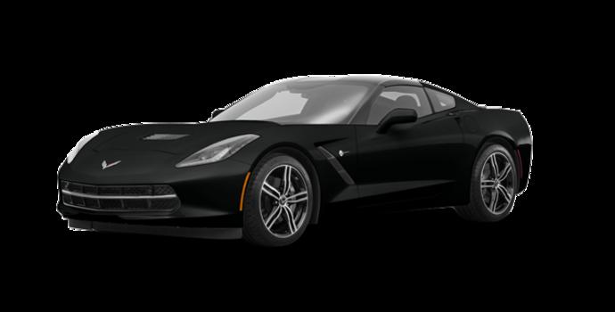2018 Chevrolet Corvette Coupe Stingray 3LT | Photo 6 | Black