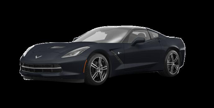 2018 Chevrolet Corvette Coupe Stingray 3LT | Photo 6 | Watkins Glen Grey Metallic