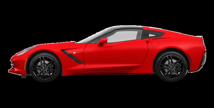 2018 Chevrolet Corvette Coupe Stingray Z51 1LT | Photo 4 | Torch Red
