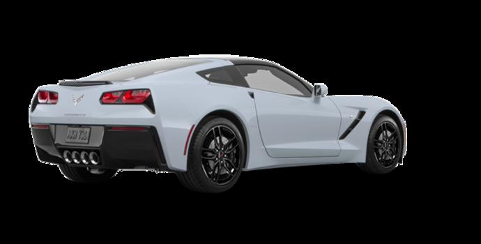 2018 Chevrolet Corvette Coupe Stingray Z51 1LT | Photo 5 | Ceramic Matrix Grey Metallic